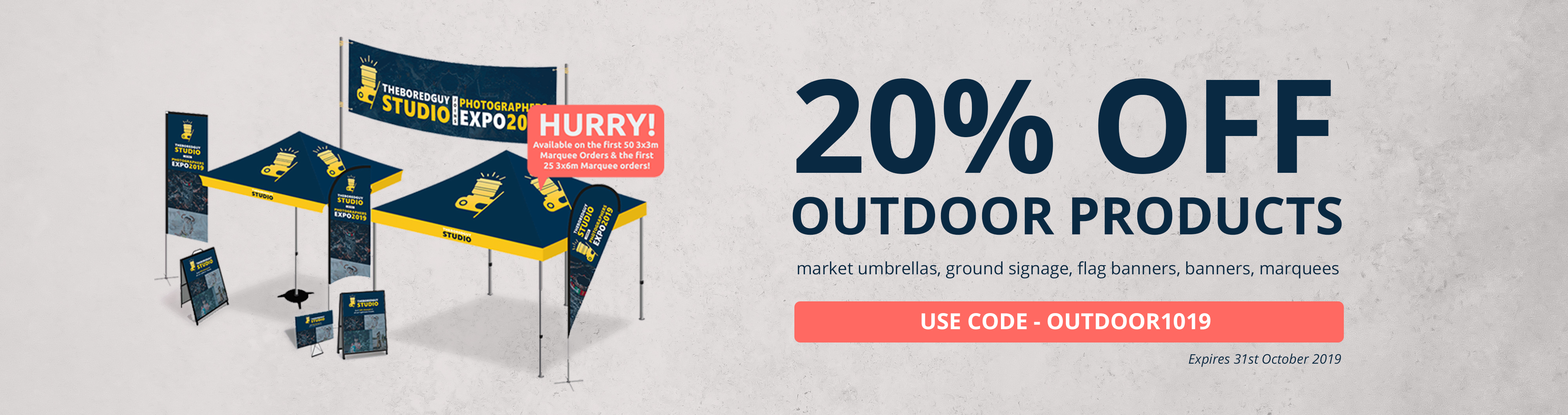 Outdoor Product SALE